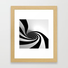 Op Art Framed Art Print