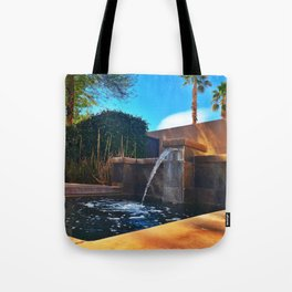 Desert Relaxation Tote Bag