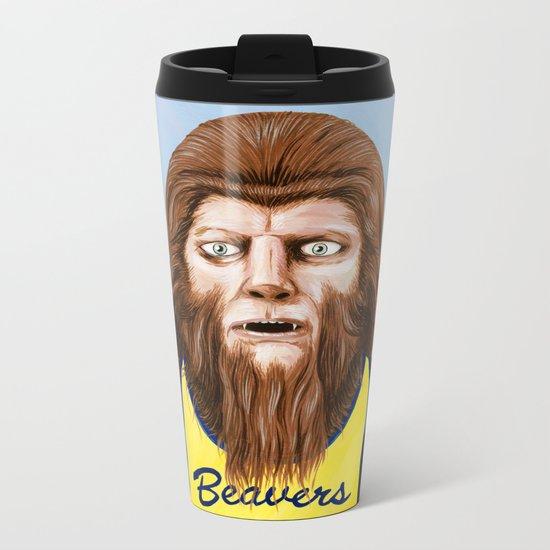 Teenwolf Metal Travel Mug