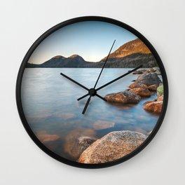 Jordan Humpback Pond Wall Clock