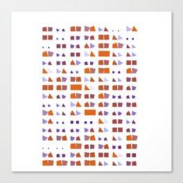 "Math Art Digital Print - ""baccaRat"" Canvas Print"