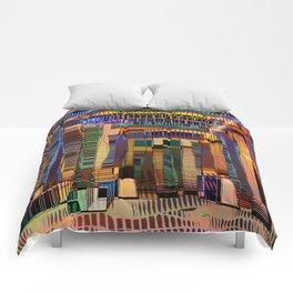 To Cameron Carpenter / SUMMER Comforters