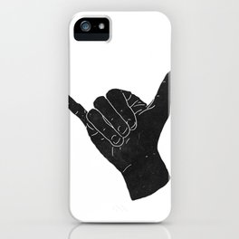 Shaka Bruh iPhone Case