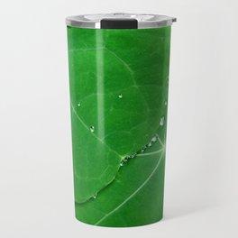 Nasturtium Dew Travel Mug