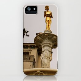 Hearst Castle iPhone Case