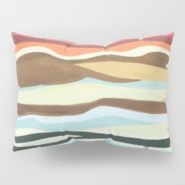 colorful perspective Pillow Sham