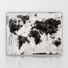 Wild World Laptop & iPad Skin