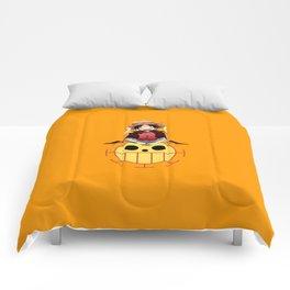 luffy haki Comforters