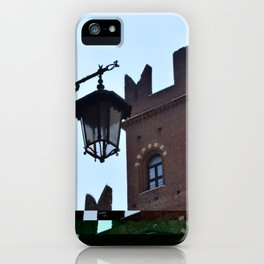 Verona Through Another Lens iPhone Case