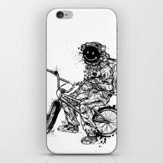 Void in Space (Blk) iPhone & iPod Skin