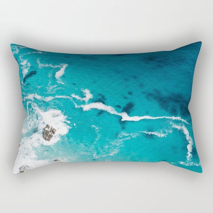 Sea 4 Rectangular Pillow