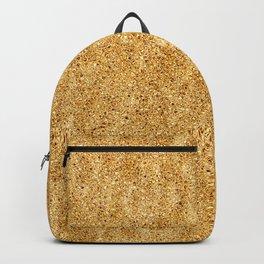 Classic Gold Glitter Backpack