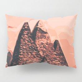 pyramid egypt monumental Pillow Sham
