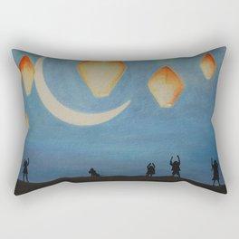 Brujas, Witches Rectangular Pillow