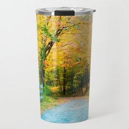 Autumn Trail Travel Mug