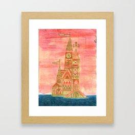 Crystal City 01-27-10a Framed Art Print