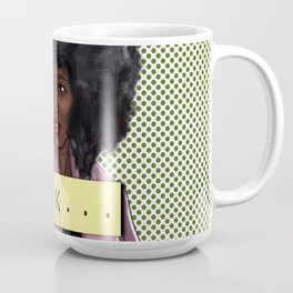 Turn over Coffee Mug