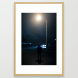 Ambers Framed Art Print