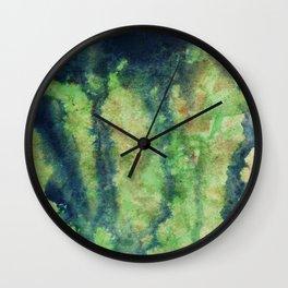 Abstract No. 137 Wall Clock