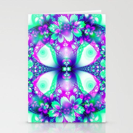Mint Medley Stationery Cards