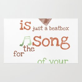Beatbox Rug