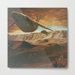 From Mars to Sirius Metal Print