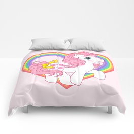 g1 my little pony sundance Comforters