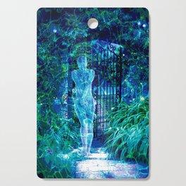 Blue Spirit Cutting Board