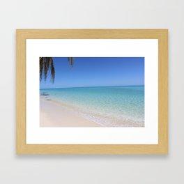 Heron Island, Great Barrier Reef, Australia Framed Art Print