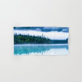 Lake Forest Reflection Hand & Bath Towel