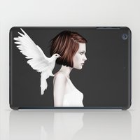 ruben iPad Cases featuring Only You by Ruben Ireland