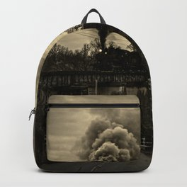 Steam Backpack
