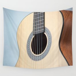 Classical Guitar Wall Tapestry
