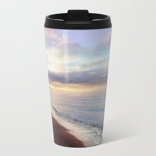 Serenity 5 Metal Travel Mug