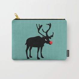 Angry Animals: Rudolph the red nosed Reindeer Carry-All Pouch