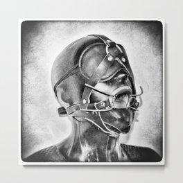 Sex Slave BDSM Metal Print