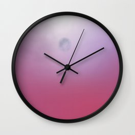 AWED Avalon Lacrimae (7) Wall Clock