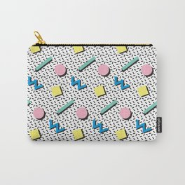 Memphis pattern no.3 Carry-All Pouch