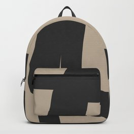 Neutral Abstract 4A Backpack