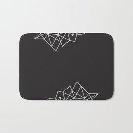 Geometric Pattern VII Bath Mat