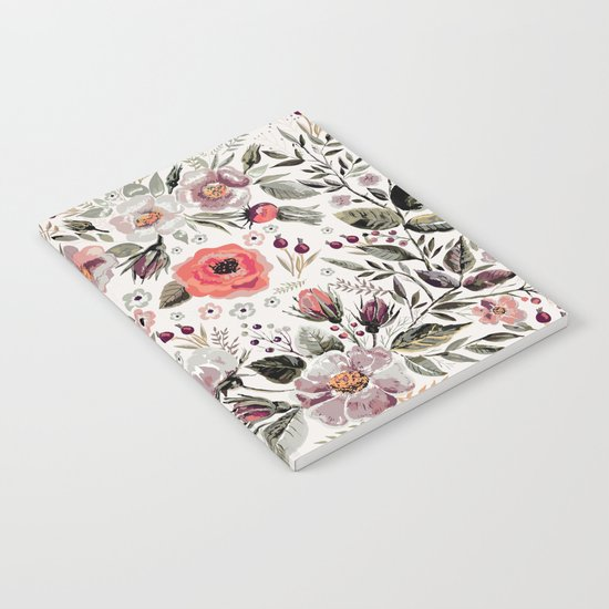 VS FLORAL Notebook