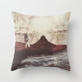 TERRAFORMING MARS Throw Pillow