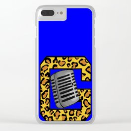 Enzo Amore Clear iPhone Case