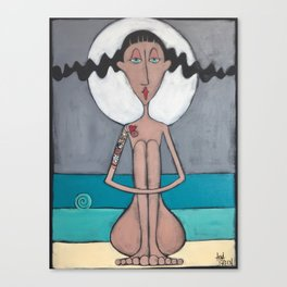 pacha mama Canvas Print