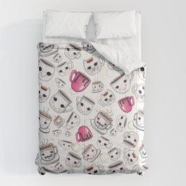 Coffee Cuppa Comforters