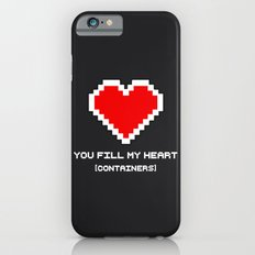 You Fill my Heart (Containers) Slim Case iPhone 6s