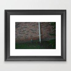 DRAB Framed Art Print
