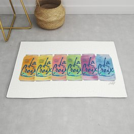 La Croix Illustration Rug