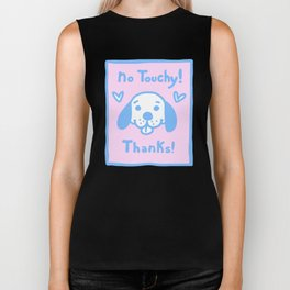 no Touchy! Biker Tank