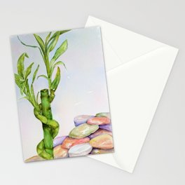LUCKY BAMBOO Stationery Cards